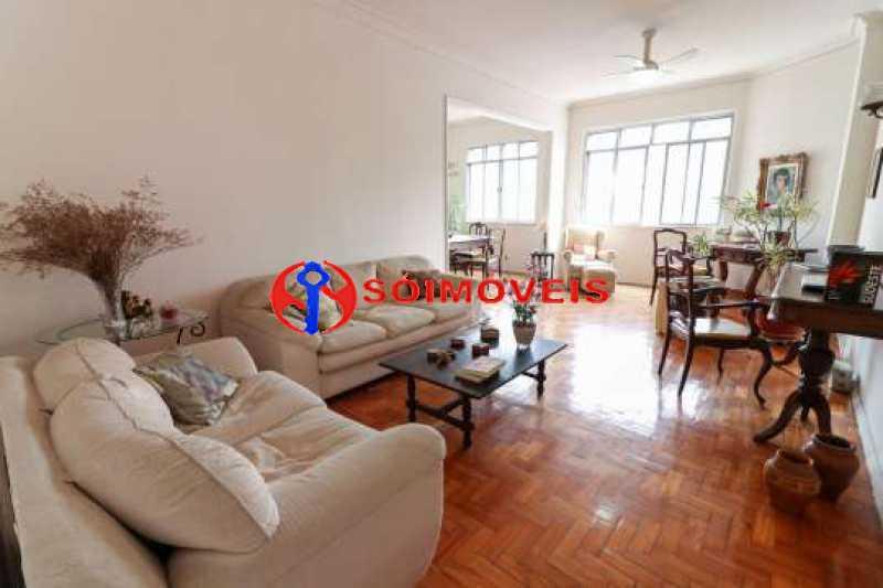 1 - Cobertura 3 quartos à venda Rio de Janeiro,RJ - R$ 3.050.000 - LBCO30367 - 1
