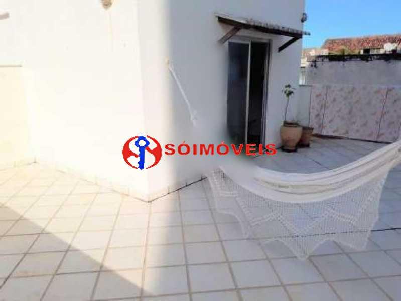 00 - Cobertura 3 quartos à venda Rio de Janeiro,RJ - R$ 3.050.000 - LBCO30367 - 30