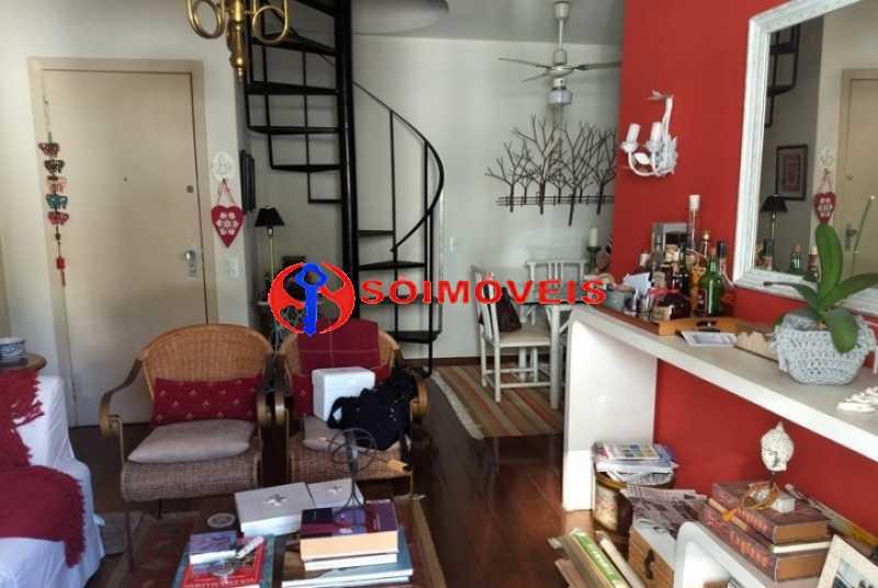 foto10 - Cobertura 3 quartos à venda Tijuca, Rio de Janeiro - R$ 1.100.000 - LBCO30368 - 12