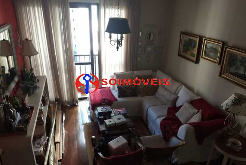foto7 - Cobertura 3 quartos à venda Tijuca, Rio de Janeiro - R$ 1.100.000 - LBCO30368 - 1