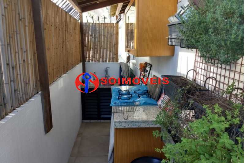 foto6 - Cobertura 3 quartos à venda Tijuca, Rio de Janeiro - R$ 1.100.000 - LBCO30368 - 16