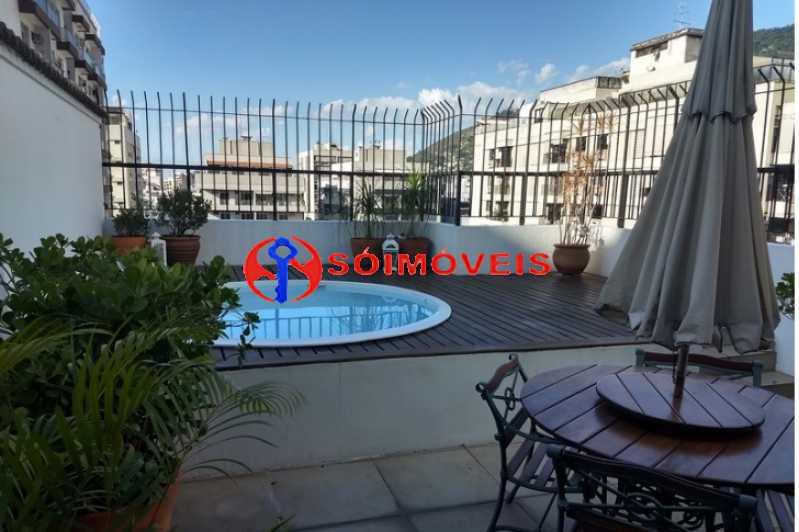 foto4 - Cobertura 3 quartos à venda Tijuca, Rio de Janeiro - R$ 1.100.000 - LBCO30368 - 19