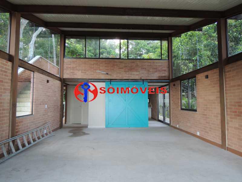 DSCN5770 - Casa em Condomínio 3 quartos à venda São Conrado, Rio de Janeiro - R$ 3.675.000 - LBCN30025 - 4