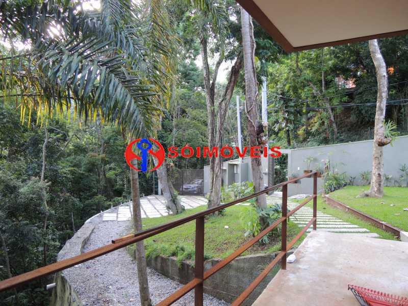 DSCN5776 - Casa em Condomínio 3 quartos à venda São Conrado, Rio de Janeiro - R$ 3.675.000 - LBCN30025 - 11