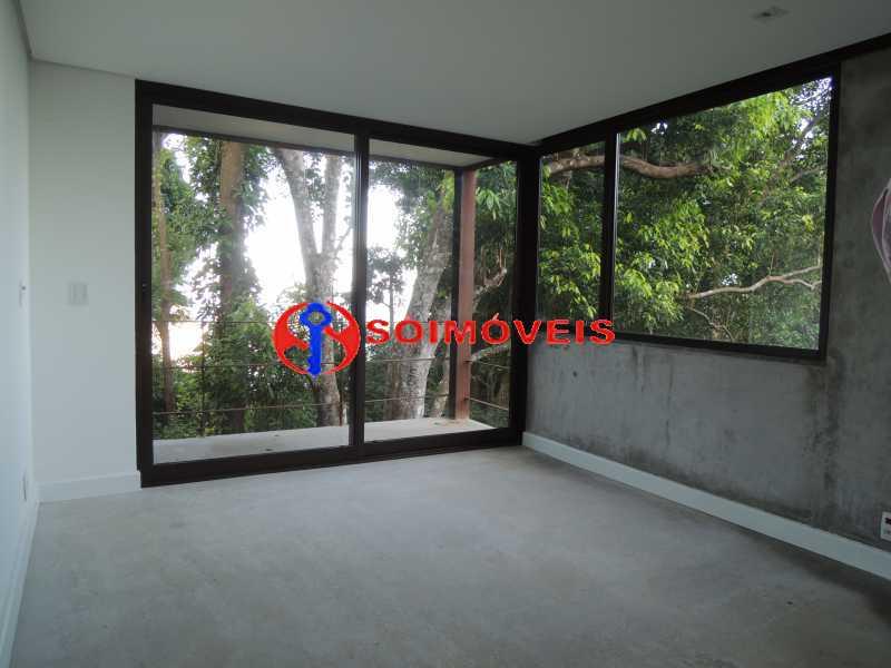 DSCN5779 - Casa em Condomínio 3 quartos à venda São Conrado, Rio de Janeiro - R$ 3.675.000 - LBCN30025 - 14