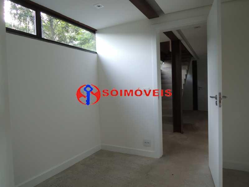 DSCN5780 - Casa em Condomínio 3 quartos à venda São Conrado, Rio de Janeiro - R$ 3.675.000 - LBCN30025 - 15