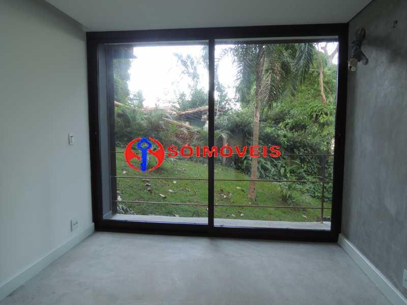 DSCN5783 - Casa em Condomínio 3 quartos à venda São Conrado, Rio de Janeiro - R$ 3.675.000 - LBCN30025 - 18