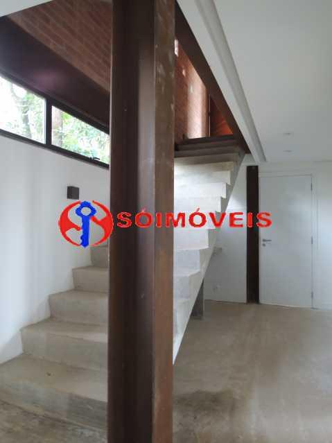 DSCN5787 - Casa em Condomínio 3 quartos à venda São Conrado, Rio de Janeiro - R$ 3.675.000 - LBCN30025 - 22