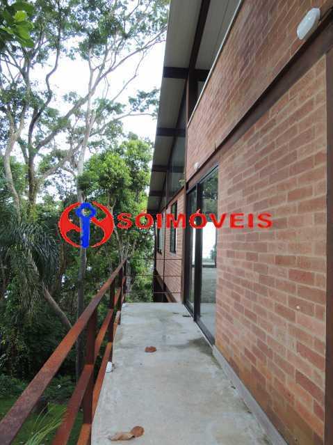 DSCN5791 - Casa em Condomínio 3 quartos à venda São Conrado, Rio de Janeiro - R$ 3.675.000 - LBCN30025 - 24