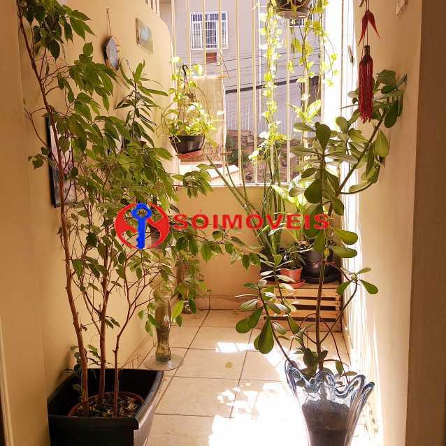 3 - Apartamento 3 quartos à venda Santa Teresa, Rio de Janeiro - R$ 550.000 - FLAP30509 - 4