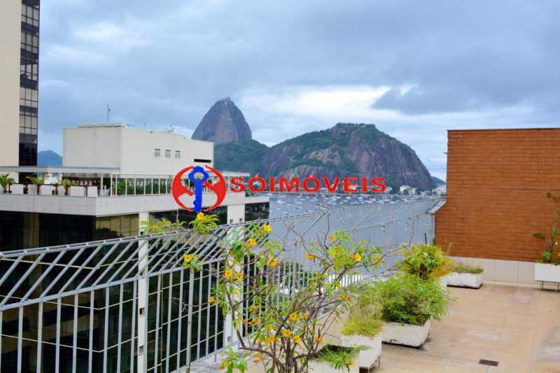 1 - Cobertura 5 quartos à venda Botafogo, Rio de Janeiro - R$ 2.750.000 - LBCO50086 - 1