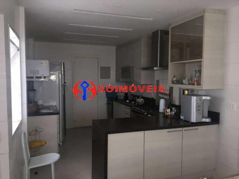 01a60ccc94af99e0cac4d61c0fbf58 - Casa 3 quartos à venda Rio de Janeiro,RJ Gávea - R$ 3.745.000 - LBCA30048 - 5