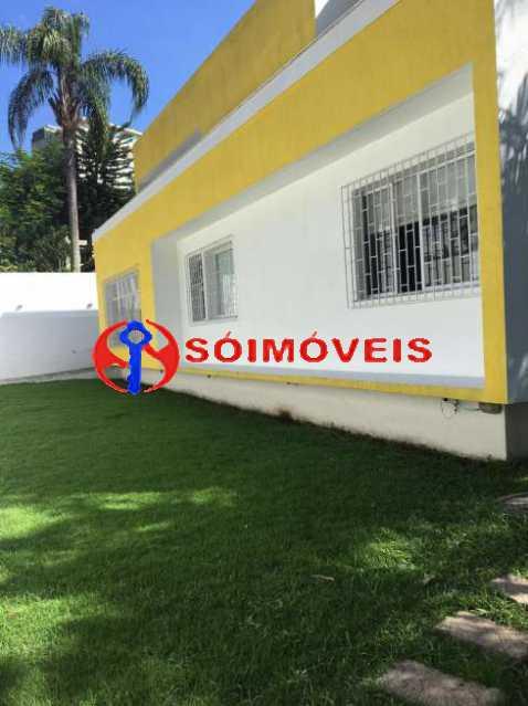 0769e5abe016ae74176c86acfa1ebb - Casa 3 quartos à venda Rio de Janeiro,RJ Gávea - R$ 3.745.000 - LBCA30048 - 1