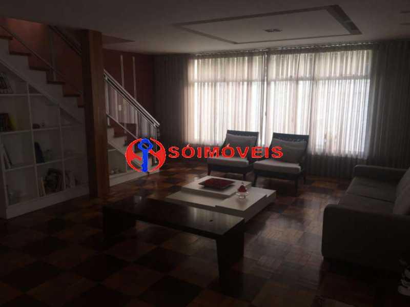 e77e10c286538e998bb7f294890045 - Casa 3 quartos à venda Rio de Janeiro,RJ Gávea - R$ 3.745.000 - LBCA30048 - 14