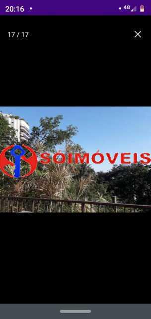 3e6d9382-20b8-44b5-9b51-fddb23 - Apartamento 2 quartos à venda Lagoa, Rio de Janeiro - R$ 1.050.000 - LBAP23046 - 1