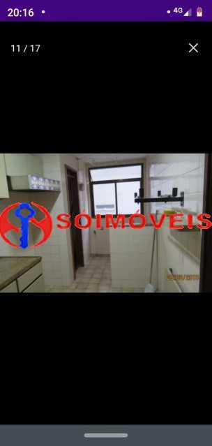 1697508b-dc40-48a0-88a4-b853d9 - Apartamento 2 quartos à venda Lagoa, Rio de Janeiro - R$ 1.050.000 - LBAP23046 - 8
