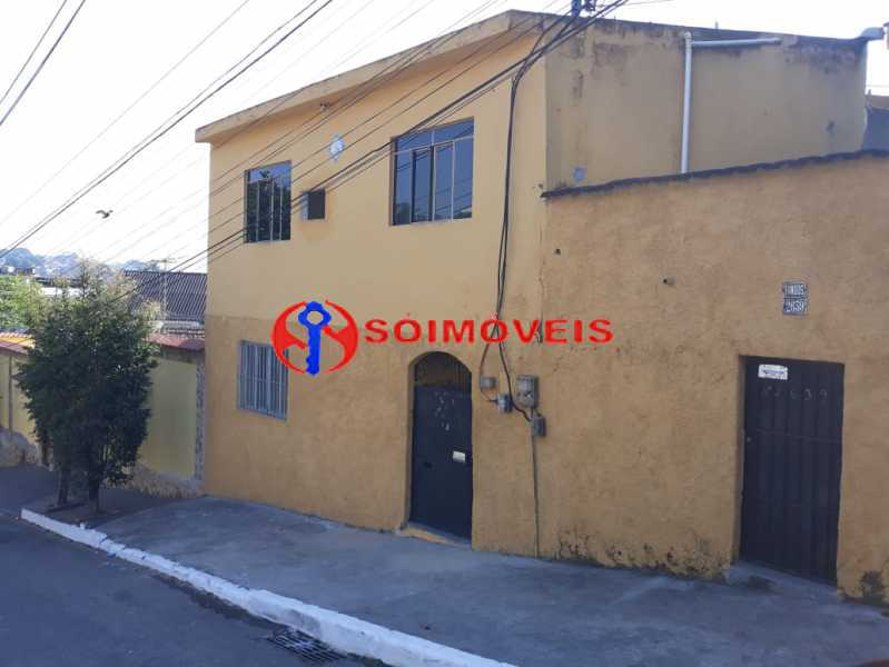 1 - ESPETACULAR APARTAMENTO DUPLEX TIPO CASA EM DUQUE DE CAXIAS. - LBAP23055 - 1