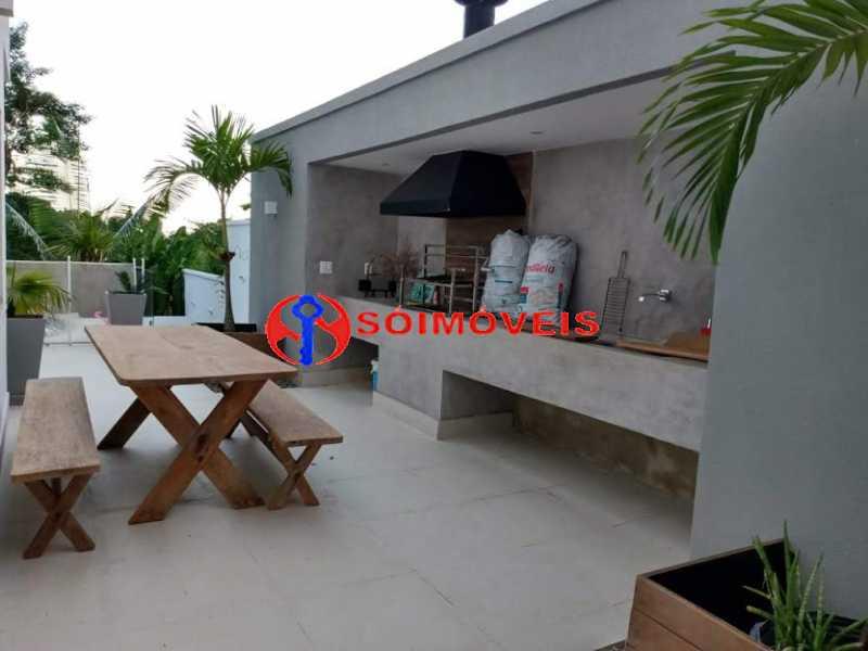 AI 11 - No Itanhangá magnífica casa triplex com uma infra estrutura sensacional. - LBCN50028 - 4