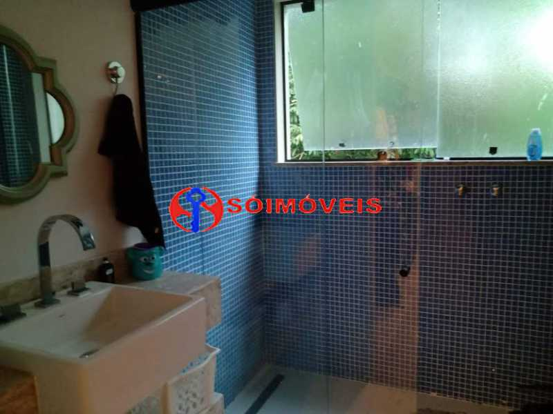 AI 16 - No Itanhangá magnífica casa triplex com uma infra estrutura sensacional. - LBCN50028 - 21