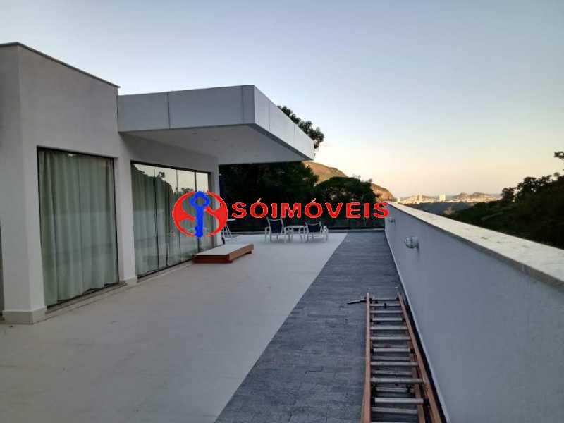AI 21 - No Itanhangá magnífica casa triplex com uma infra estrutura sensacional. - LBCN50028 - 5