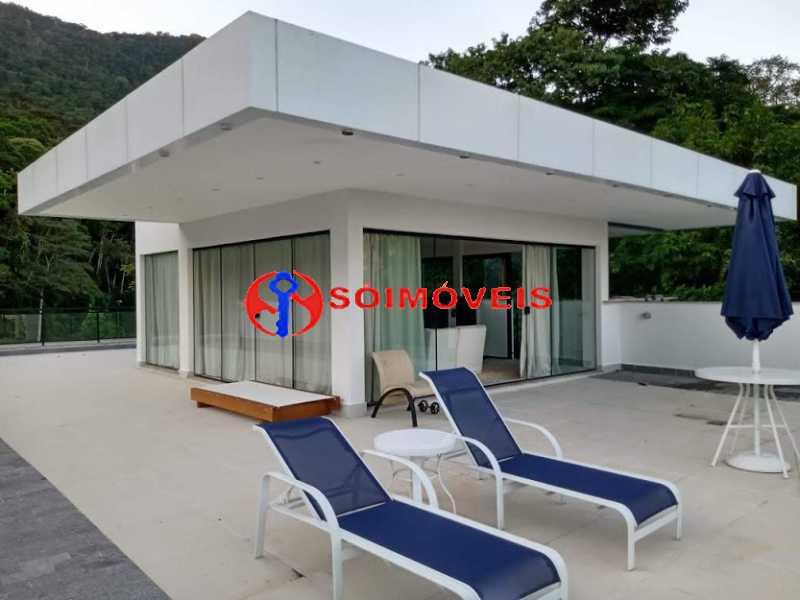 AI 26 - No Itanhangá magnífica casa triplex com uma infra estrutura sensacional. - LBCN50028 - 6