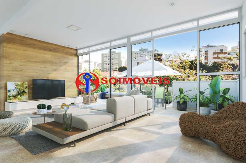 200428 - Riosantos - Afonso Ce - Cobertura 3 quartos à venda Barra da Tijuca, Rio de Janeiro - R$ 2.350.000 - LBCO30378 - 3