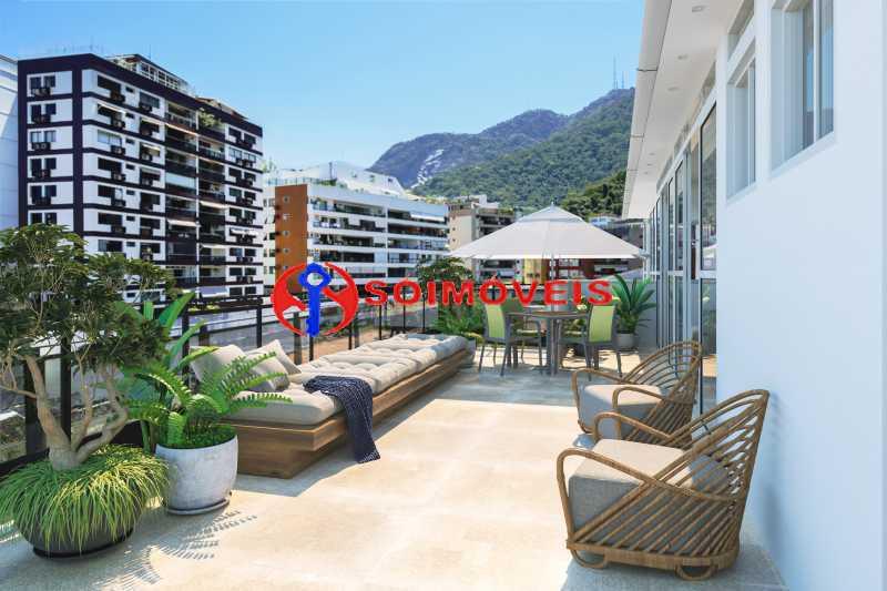 200428 - Riosantos - Afonso Ce - Cobertura 3 quartos à venda Barra da Tijuca, Rio de Janeiro - R$ 2.350.000 - LBCO30378 - 5