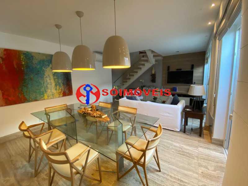 a9539196-472e-4e18-912e-b46840 - Apartamento 3 quartos à venda Humaitá, Rio de Janeiro - R$ 2.500.000 - LBAP34313 - 1