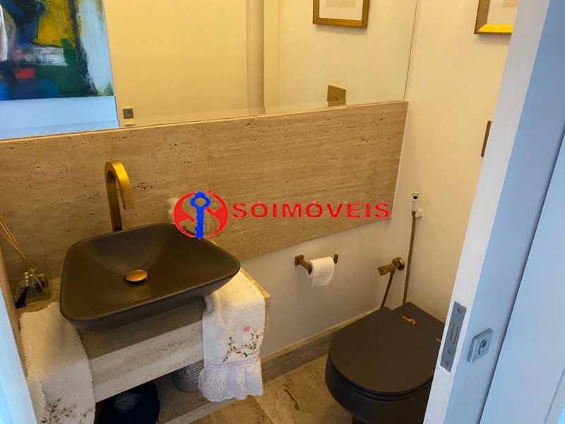 2150db0d-3edc-454f-bd58-8e5084 - Apartamento 3 quartos à venda Humaitá, Rio de Janeiro - R$ 2.500.000 - LBAP34313 - 17