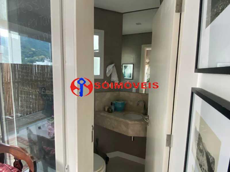 d82deacf-e46a-4e57-83a8-67e340 - Apartamento 3 quartos à venda Humaitá, Rio de Janeiro - R$ 2.500.000 - LBAP34313 - 25