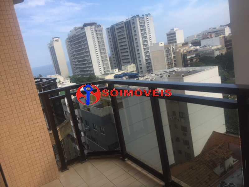 JL5 - Apartamento 1 quarto à venda Rio de Janeiro,RJ - R$ 1.375.000 - LBAP11115 - 1