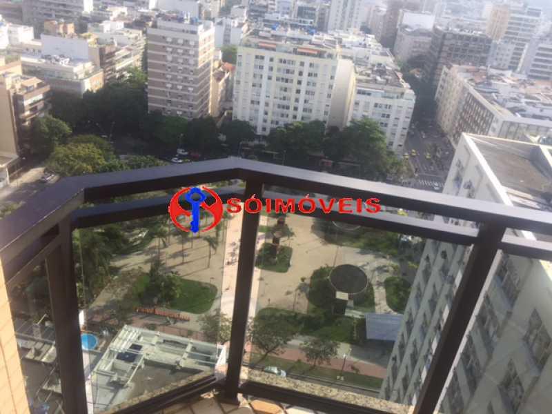 JL3 - Apartamento 1 quarto à venda Rio de Janeiro,RJ - R$ 1.375.000 - LBAP11115 - 4