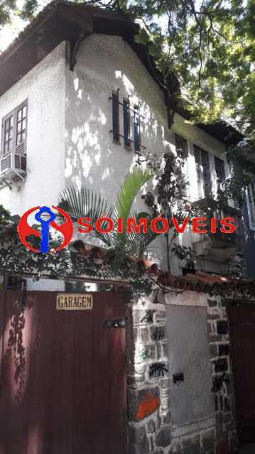 índice - Casa 4 quartos à venda Gávea, Rio de Janeiro - R$ 2.700.000 - LBCA40069 - 1