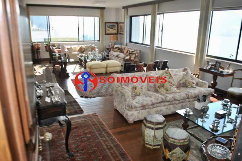 DSC_0469 - Apartamento 4 quartos à venda Lagoa, Rio de Janeiro - R$ 3.600.000 - LBAP41720 - 5