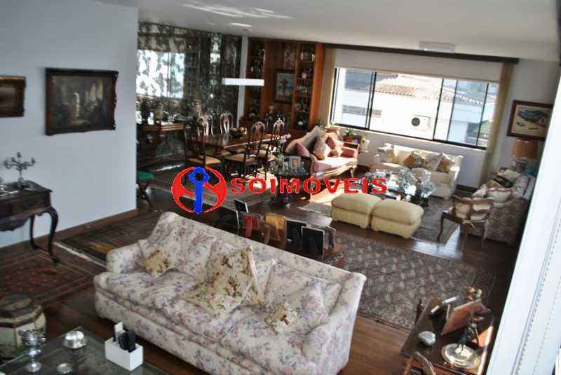 DSC_0473 - Apartamento 4 quartos à venda Lagoa, Rio de Janeiro - R$ 3.600.000 - LBAP41720 - 7