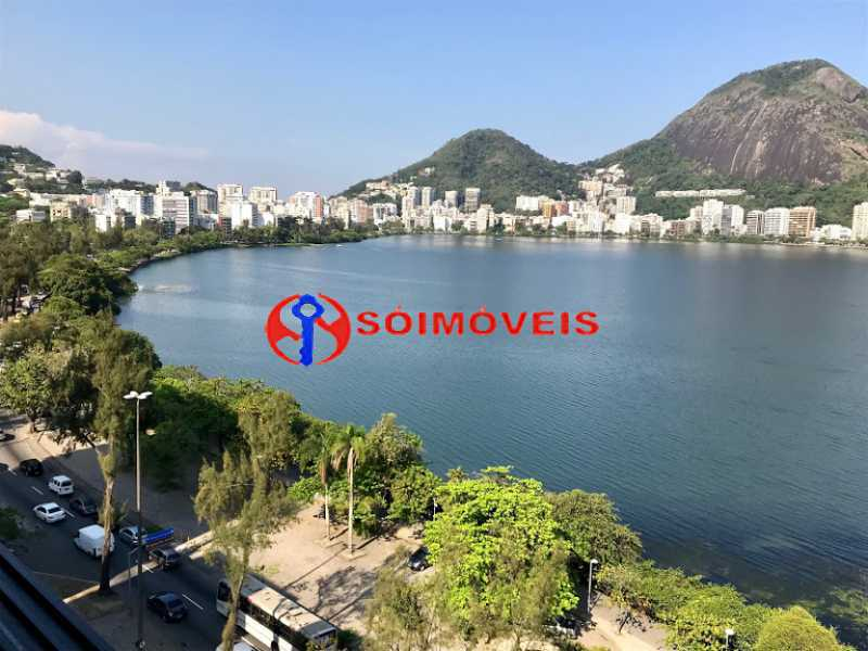 IMG_8317 1 - Apartamento 4 quartos à venda Lagoa, Rio de Janeiro - R$ 3.600.000 - LBAP41720 - 1