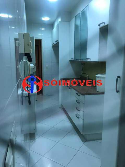 861bbdc2-ebdf-405d-aaca-c2df58 - Maravilhoso quarto e sala no coração da Gávea! Quarto e sala com vaga - LBAP11130 - 15