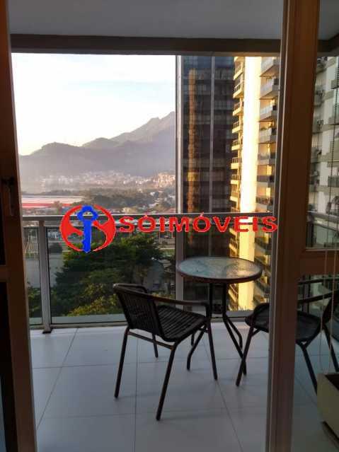 IMG-20200825-WA0007 - Apartamento 1 quarto à venda Barra da Tijuca, Rio de Janeiro - R$ 580.000 - LBAP11136 - 1