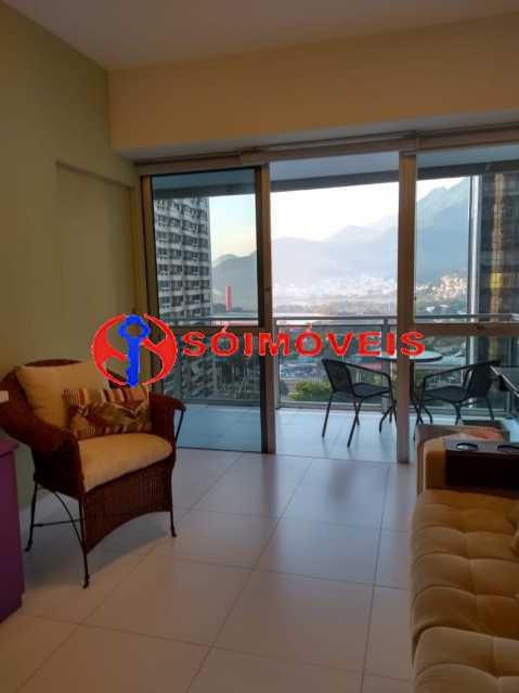 IMG-20200825-WA0010 - Apartamento 1 quarto à venda Barra da Tijuca, Rio de Janeiro - R$ 580.000 - LBAP11136 - 5