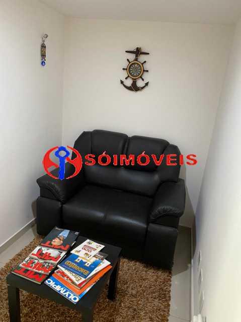 01 - Sala Comercial 29m² à venda Tijuca, Rio de Janeiro - R$ 360.000 - FLSL00067 - 1