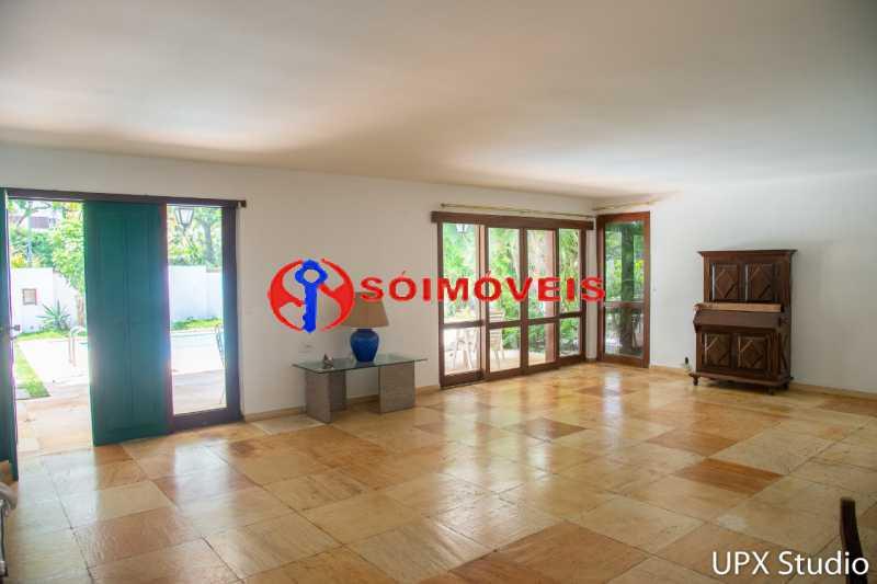casa S H 11 - Casa em Condomínio 4 quartos à venda Barra da Tijuca, Rio de Janeiro - R$ 2.600.000 - LBCN40048 - 1