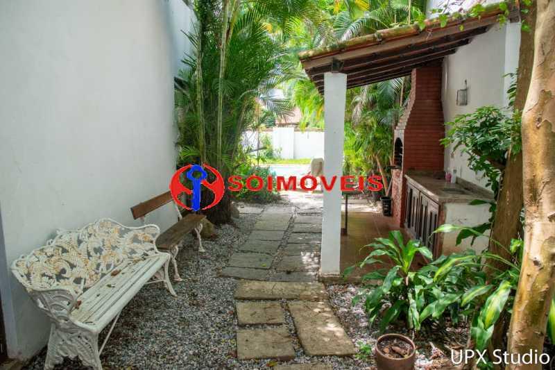 casa S H 8 - Casa em Condomínio 4 quartos à venda Barra da Tijuca, Rio de Janeiro - R$ 2.600.000 - LBCN40048 - 5