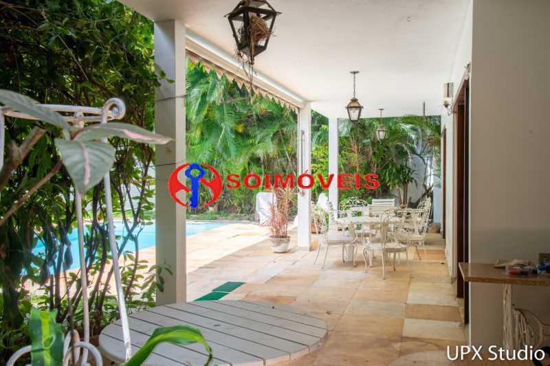 casa S H 7 - Casa em Condomínio 4 quartos à venda Barra da Tijuca, Rio de Janeiro - R$ 2.600.000 - LBCN40048 - 6