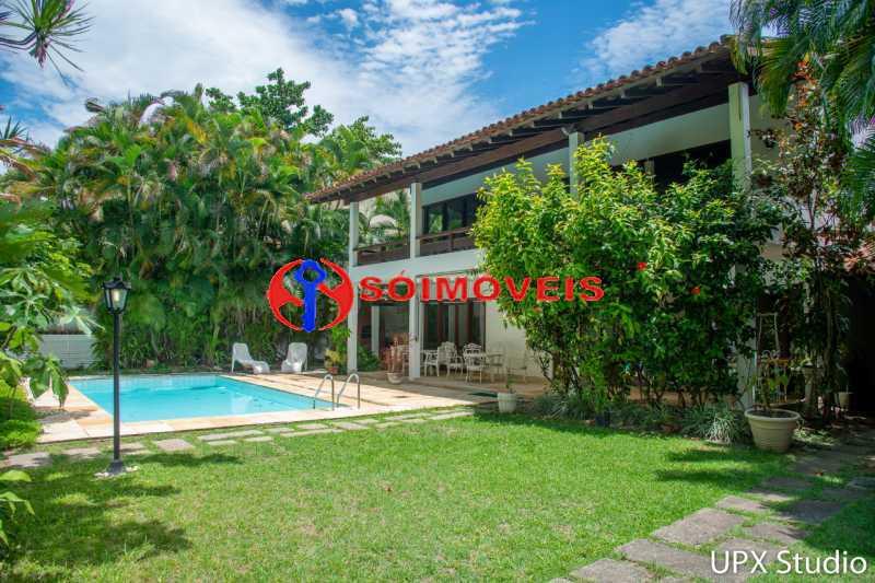 casa S H 5 - Casa em Condomínio 4 quartos à venda Barra da Tijuca, Rio de Janeiro - R$ 2.600.000 - LBCN40048 - 8