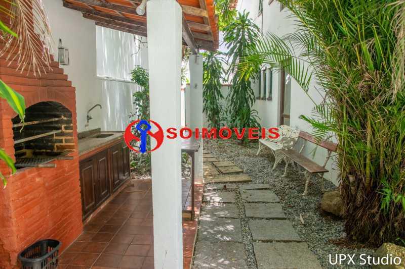 casa S H 3 - Casa em Condomínio 4 quartos à venda Barra da Tijuca, Rio de Janeiro - R$ 2.600.000 - LBCN40048 - 10