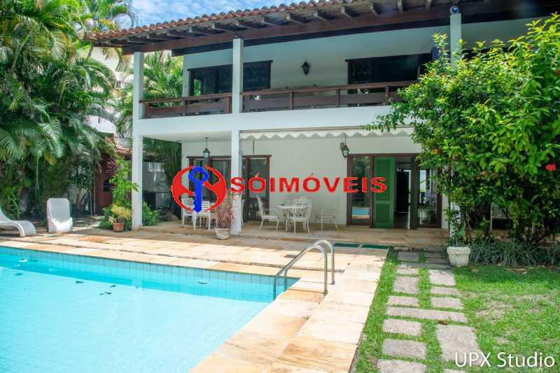 casa S H 1 - Casa em Condomínio 4 quartos à venda Barra da Tijuca, Rio de Janeiro - R$ 2.600.000 - LBCN40048 - 12
