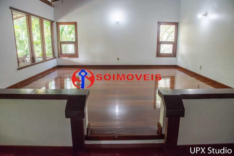 casa S H 21 - Casa em Condomínio 4 quartos à venda Barra da Tijuca, Rio de Janeiro - R$ 2.600.000 - LBCN40048 - 15