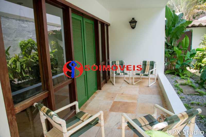 casa S H 120 - Casa em Condomínio 4 quartos à venda Barra da Tijuca, Rio de Janeiro - R$ 2.600.000 - LBCN40048 - 17