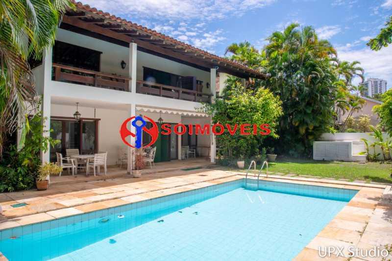 casa S H 19 - Casa em Condomínio 4 quartos à venda Barra da Tijuca, Rio de Janeiro - R$ 2.600.000 - LBCN40048 - 18