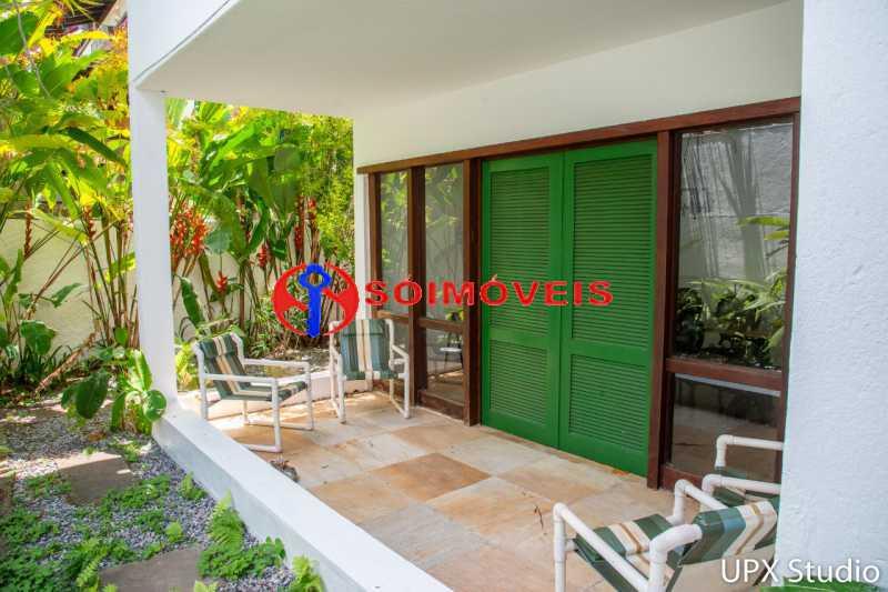 casa S H 13 - Casa em Condomínio 4 quartos à venda Barra da Tijuca, Rio de Janeiro - R$ 2.600.000 - LBCN40048 - 24